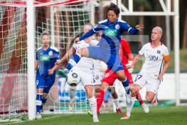25.08.2015 Testspiel Turbine Potsdam - Paris Saint Germain